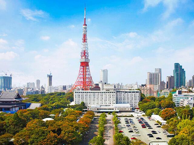 東京プリンスホテル スパ・イブキ4